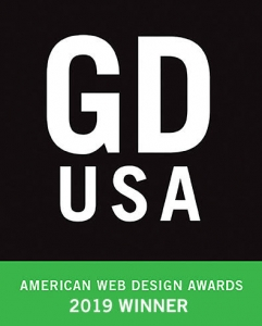 GDUSA 2019 Winner Badge